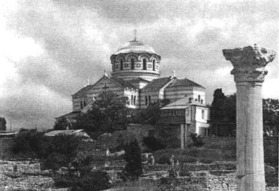 """Національний історико-археологічний музей-заповідник """"Херсонес"""""""