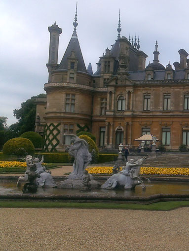 Waddesdon Manor Tour London Amp Beyond