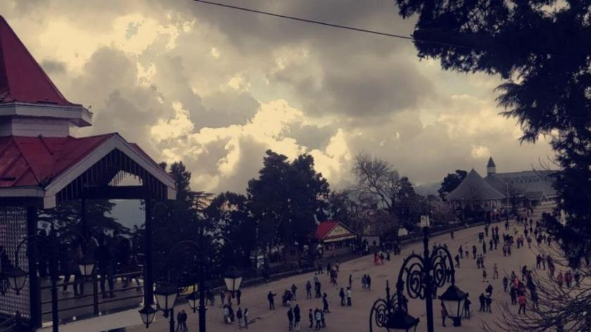 Ridge - Places to see in Shimla