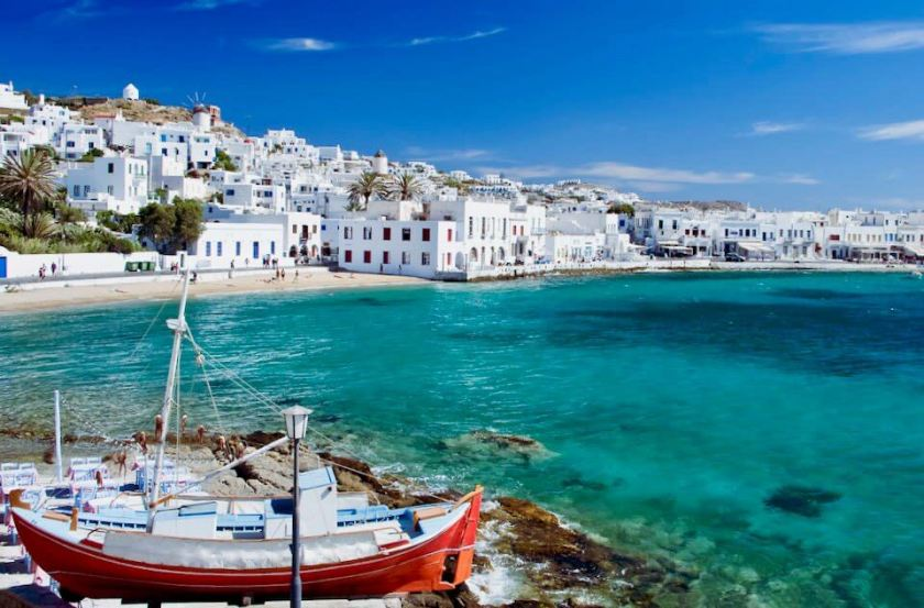 Best places to travel in Europe in Summer - Greece