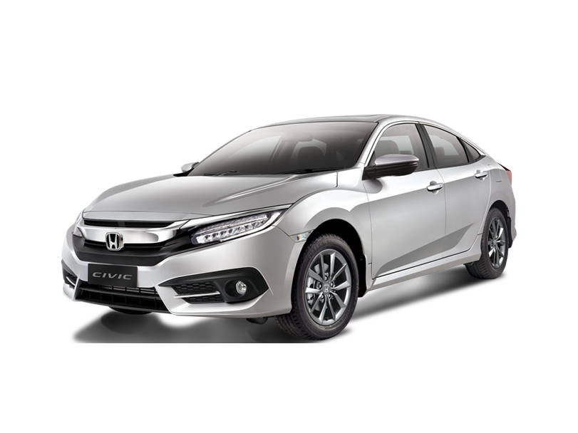 Honda Civic for rent to Murree