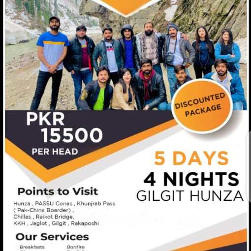 Gilgit hunza tour package
