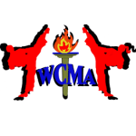 World Congress of Martial Arts Logo