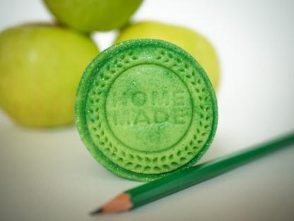Pâte à modeler artisanale, Pomme d'happy - Tournebidouille