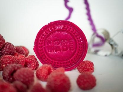 Pâte à modeler artisanale, Framboise gourmande - Tournebidouille