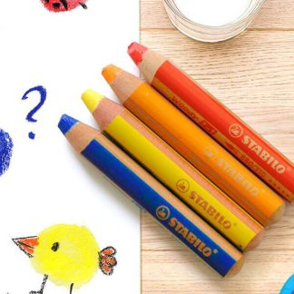 Crayons et stylos