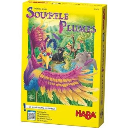 Souffle plume