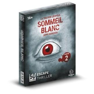 La trilogie de Léopold, Sommeil blanc (t2)- Tournebidouille