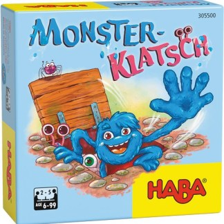 Monster-Klatsch-Tournebidouille