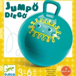 Ballon Sauteur Jumpo Diego