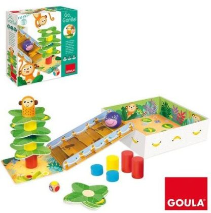 Go, Gorilla!-Tournebidouille
