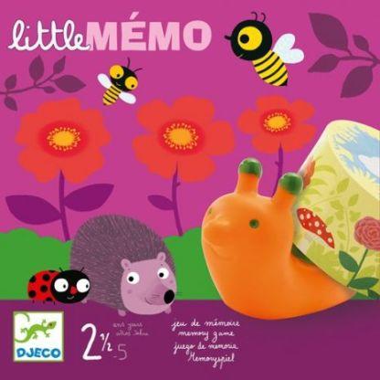 Little Mémo- Tournebidouille