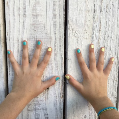 Vernis à ongles Rosajou - Caprice-Tournebidouille
