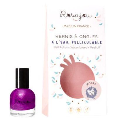 Vernis à ongles Rosajou - Royal-Tournebidouille