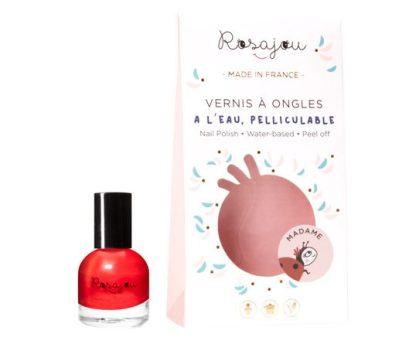 Vernis à ongles Rosajou - Madame-Tournebidouille