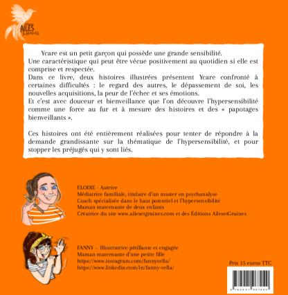Ycare un enfant sensible-Tournebidouille