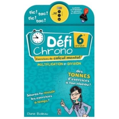 Défi Chrono 6ème année (12ans et +)