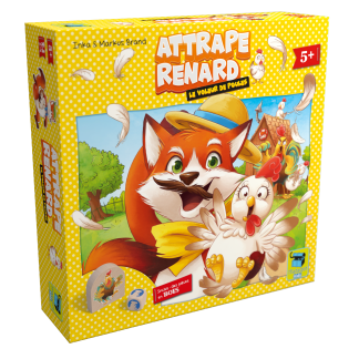 attrape renards