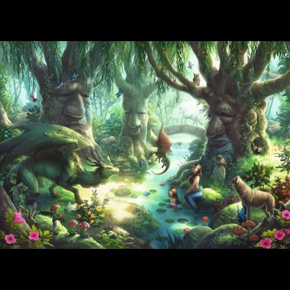 Escape Kids La Forêt Magique