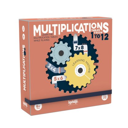 Multiplications Learning Machine