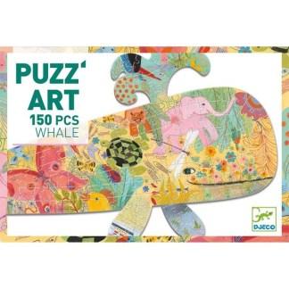 Puzz'art - baleine