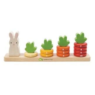 Compter les carottes