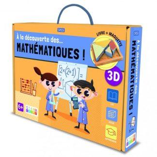 découverte des mathématiques.