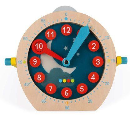 Apprendre l'heure