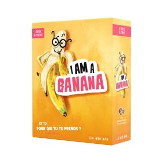I am a banana