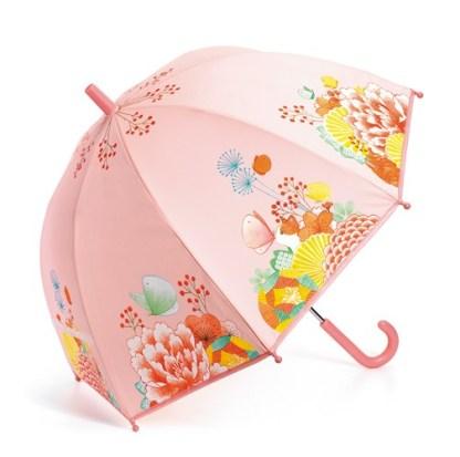 Parapluie - jardin de fleurs