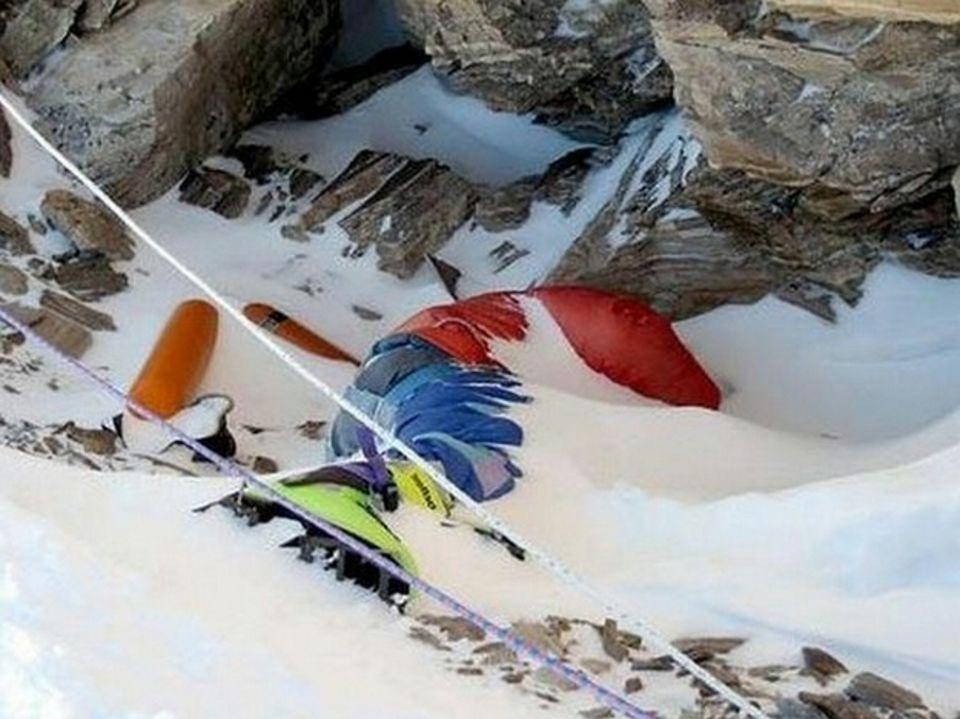 альпинист из индии