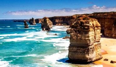 скалы двенадцать апостолов