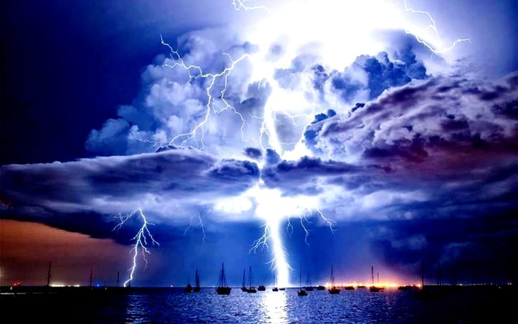 призрачный шторм