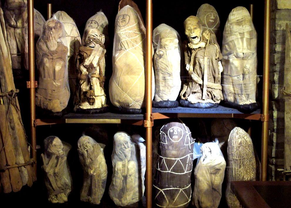 мумии карахии