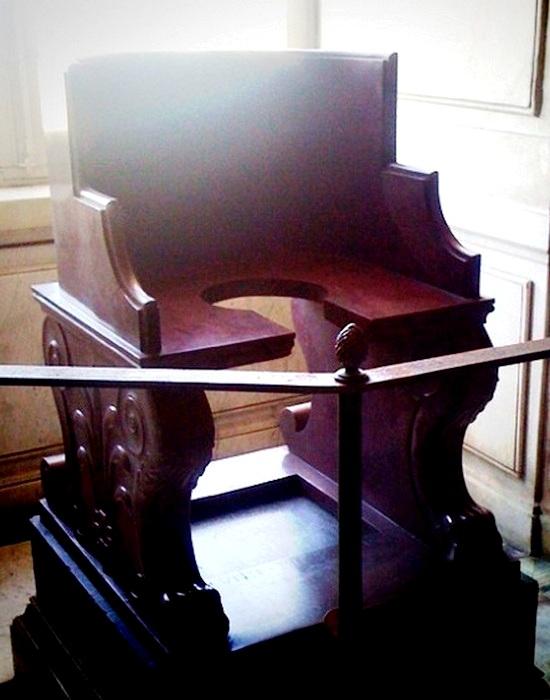 папский стул