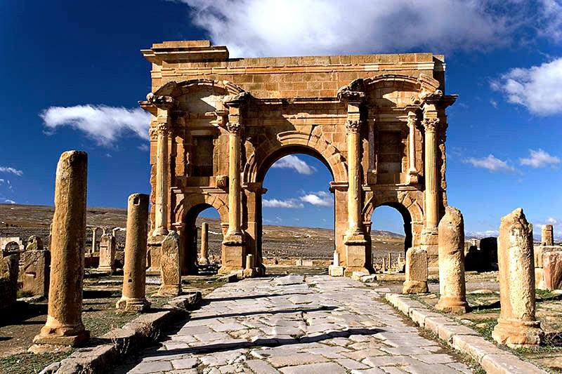 арка триумфа