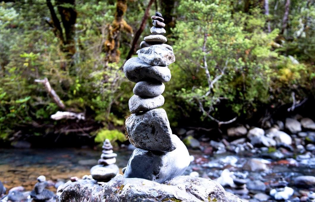 камни тонгариро