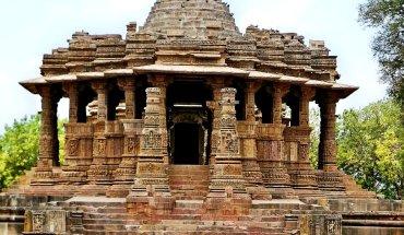 солнечный храм модхеры