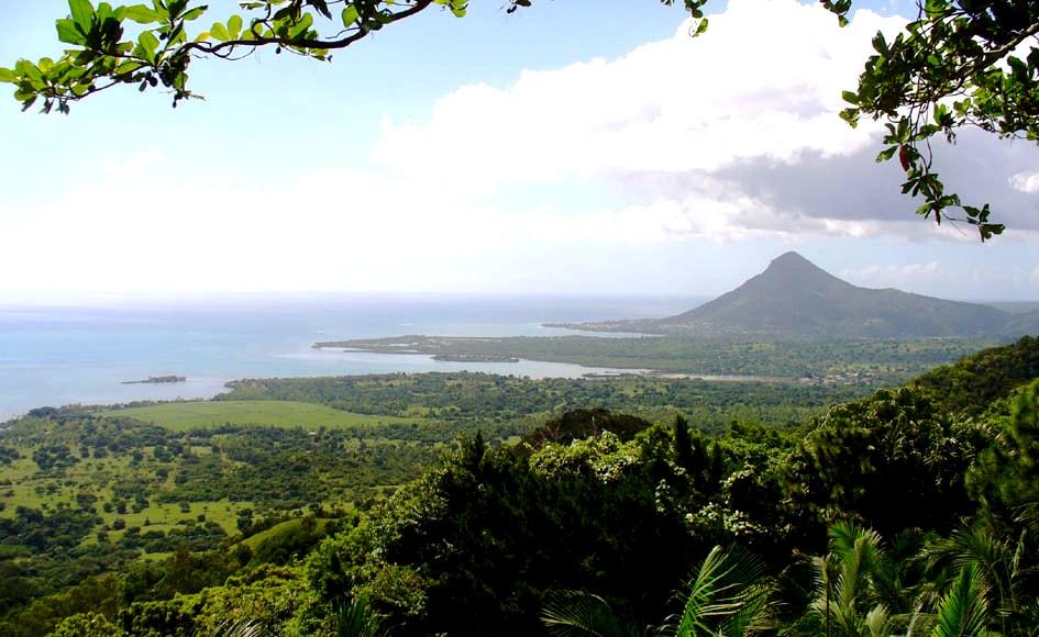 панорама маврикия