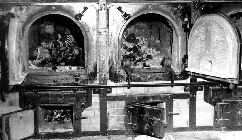 крематорий в освенциме