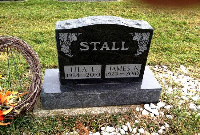 надгробие сталлов