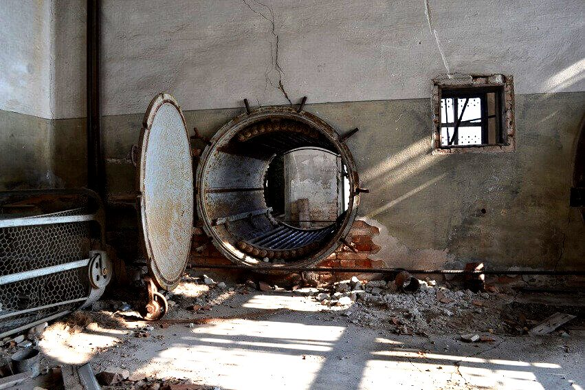 палата больницы повельи