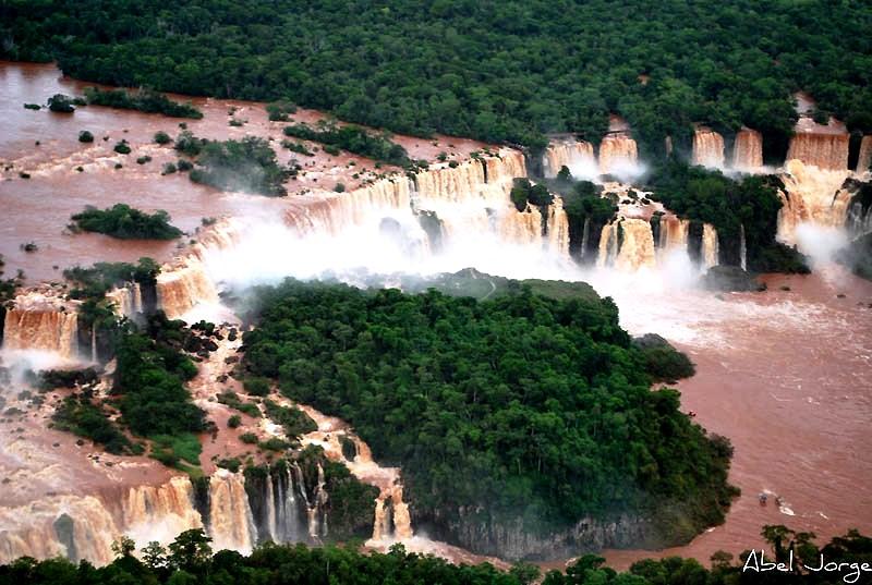 мутные воды игуасу