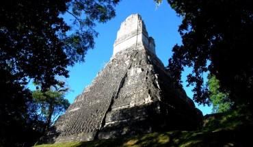 пирамида Тикаля