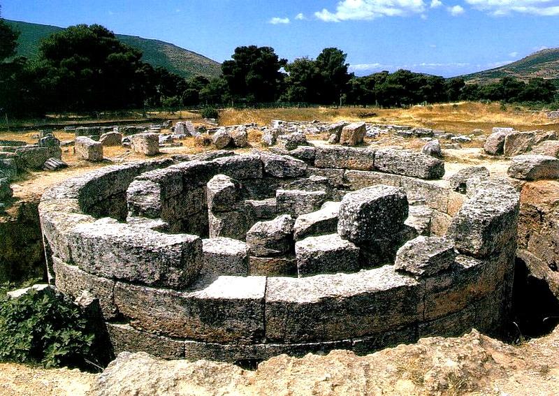 храм Асклепия