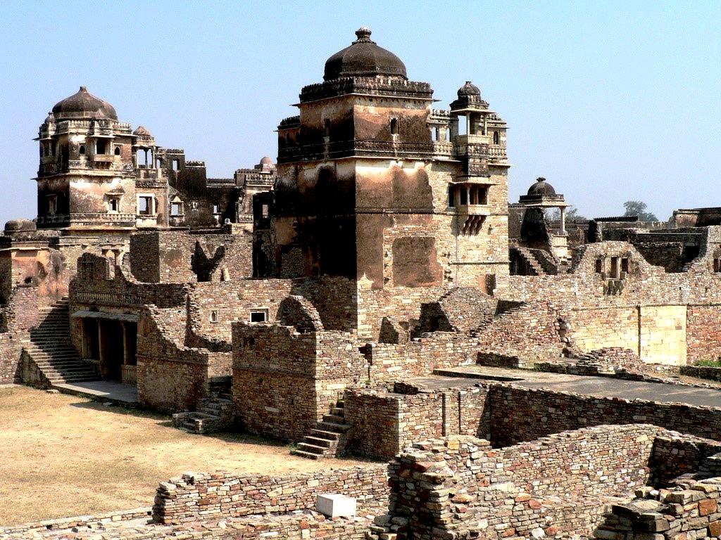 строения кумбалгарха