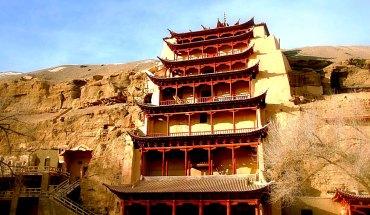 пещеры тысячи будд