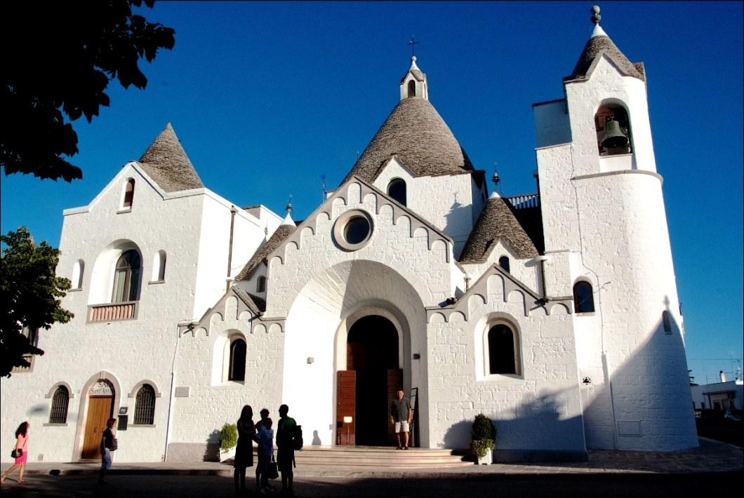 церковь трулли