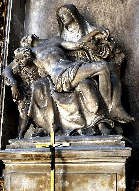 скульптура руанского собора