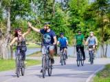 סיור מודרך על אופניים בורשה